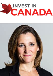 Picture of The Honourable Chrystia Freeland